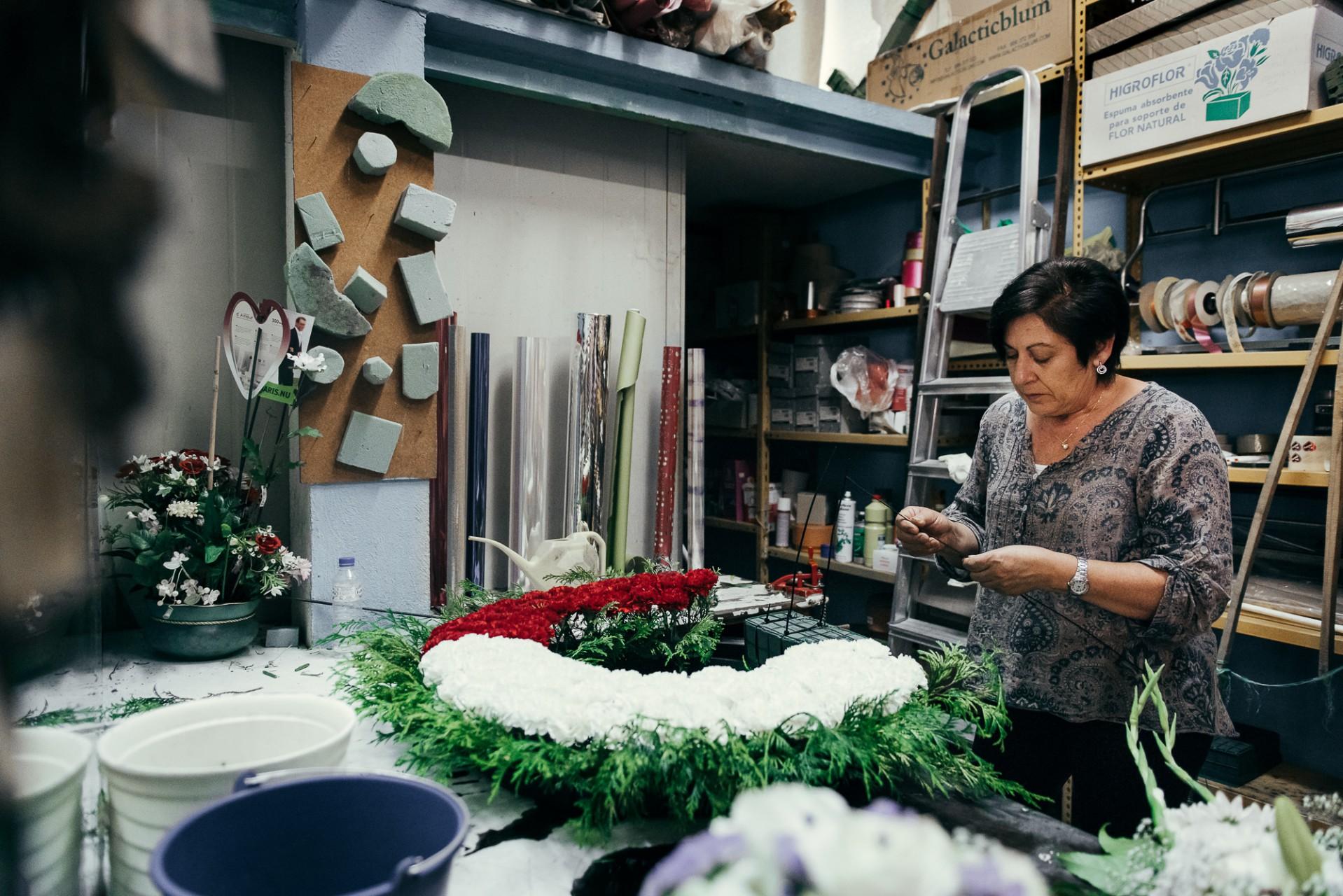 Ana Matos - sector funerario 2015-16