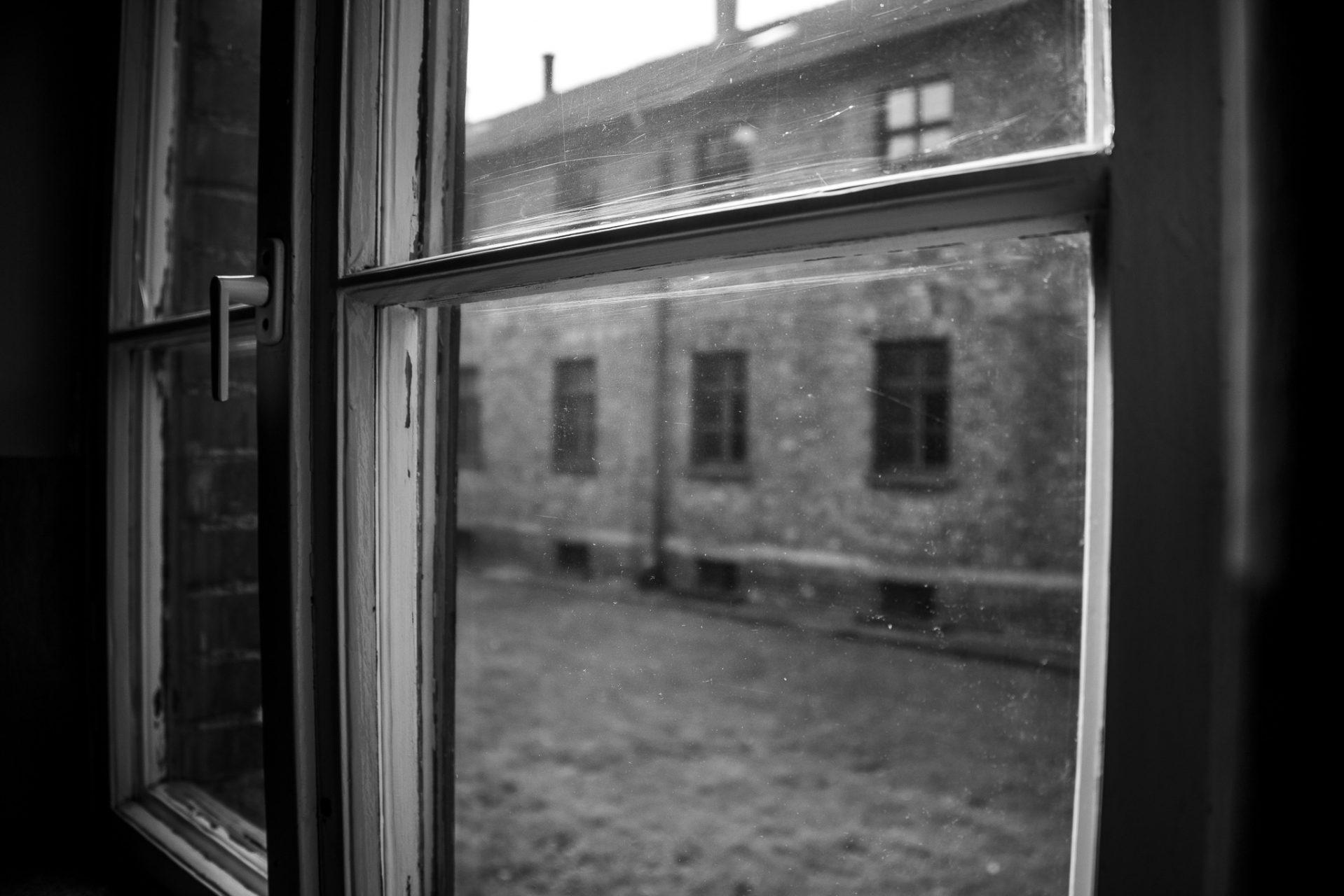 Ana Matos - Auschwitz 2015-08