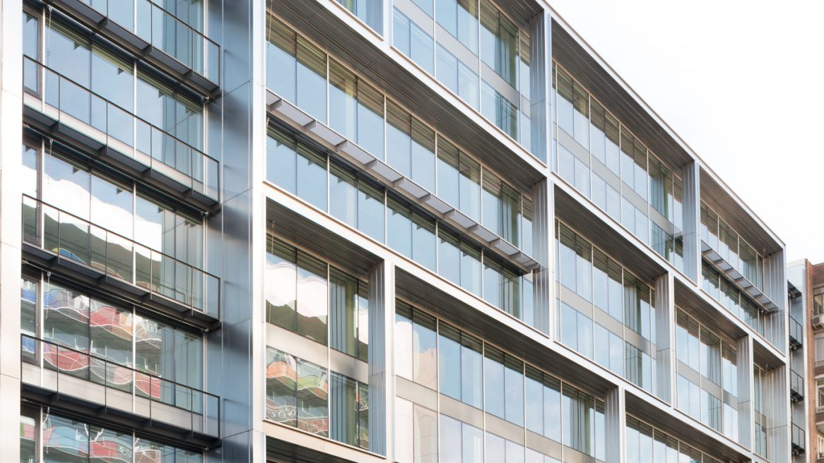 DISCOVERY BUILDING – CASTELLANA NORTE