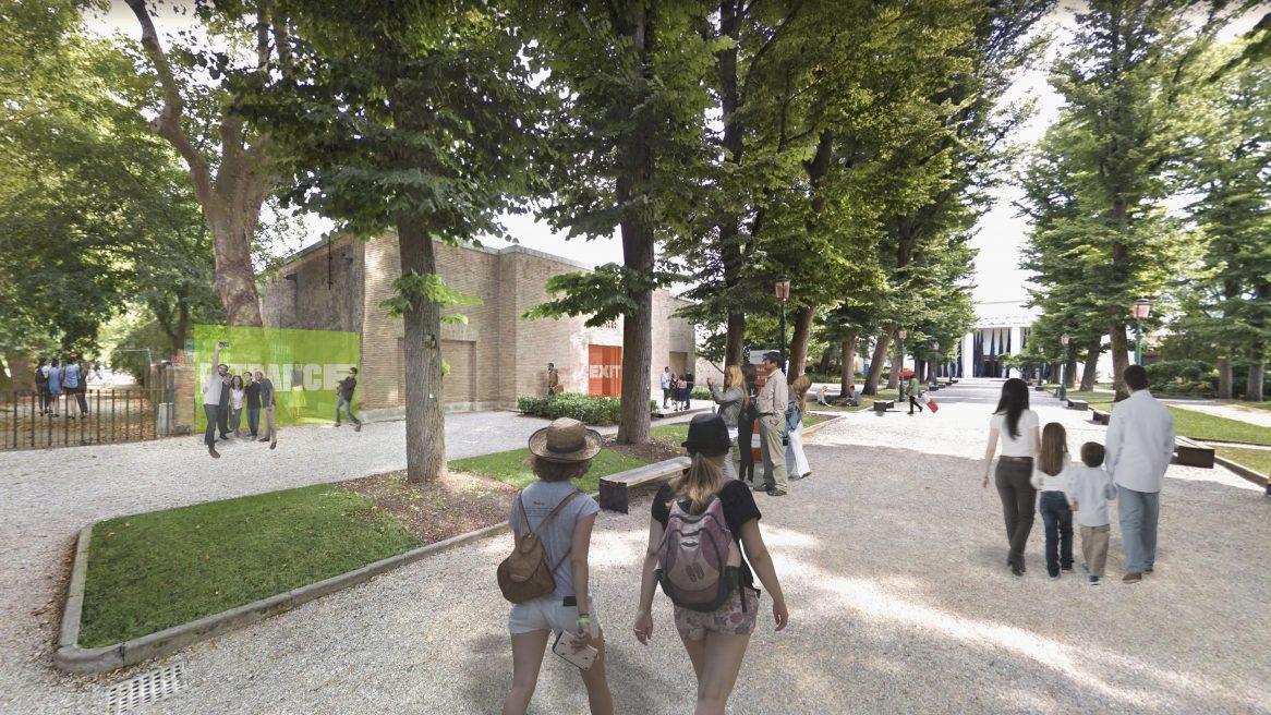 COME-IN / Venice Biennale