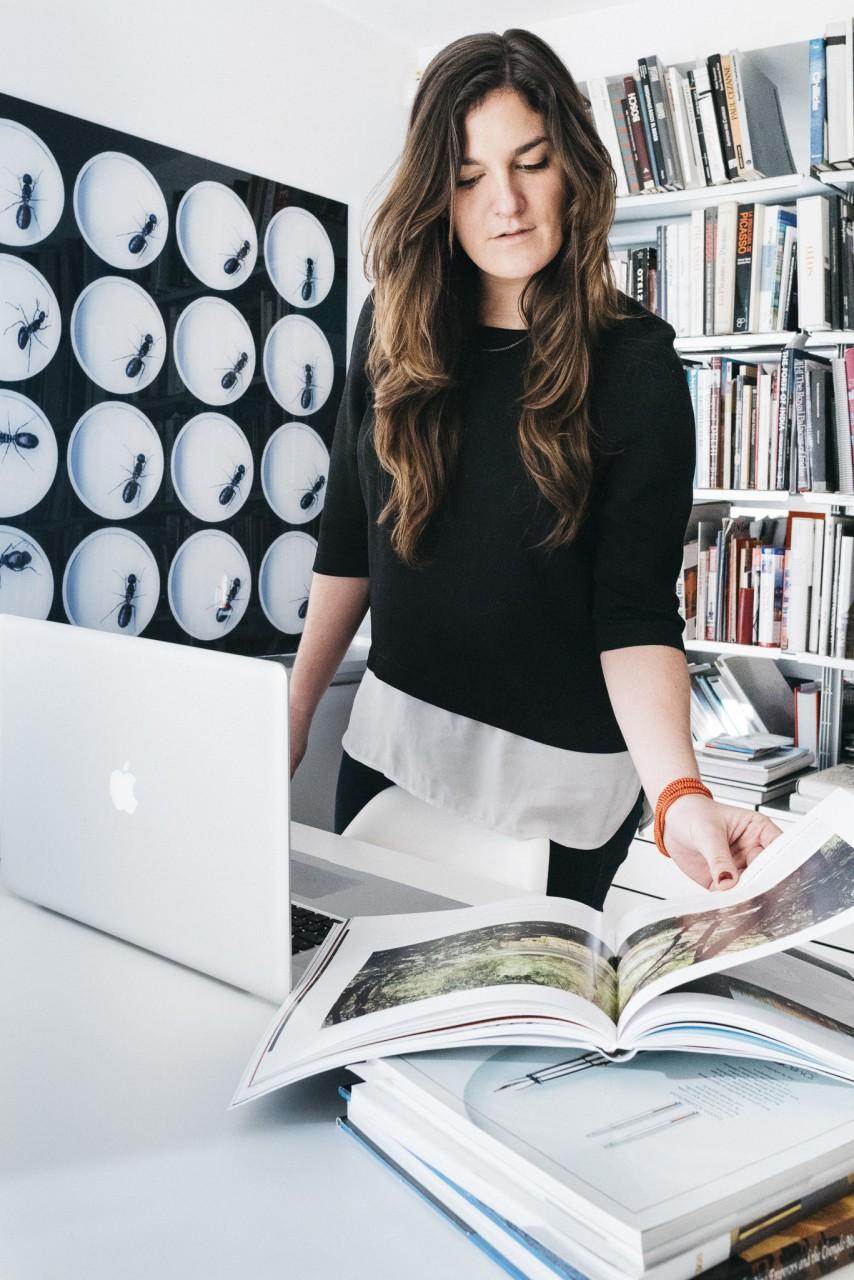 Arquitectas jóvenes y emprendedoras