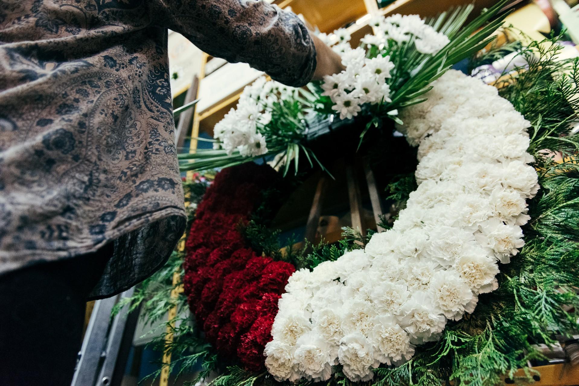 Ana Matos - sector funerario 2015-17
