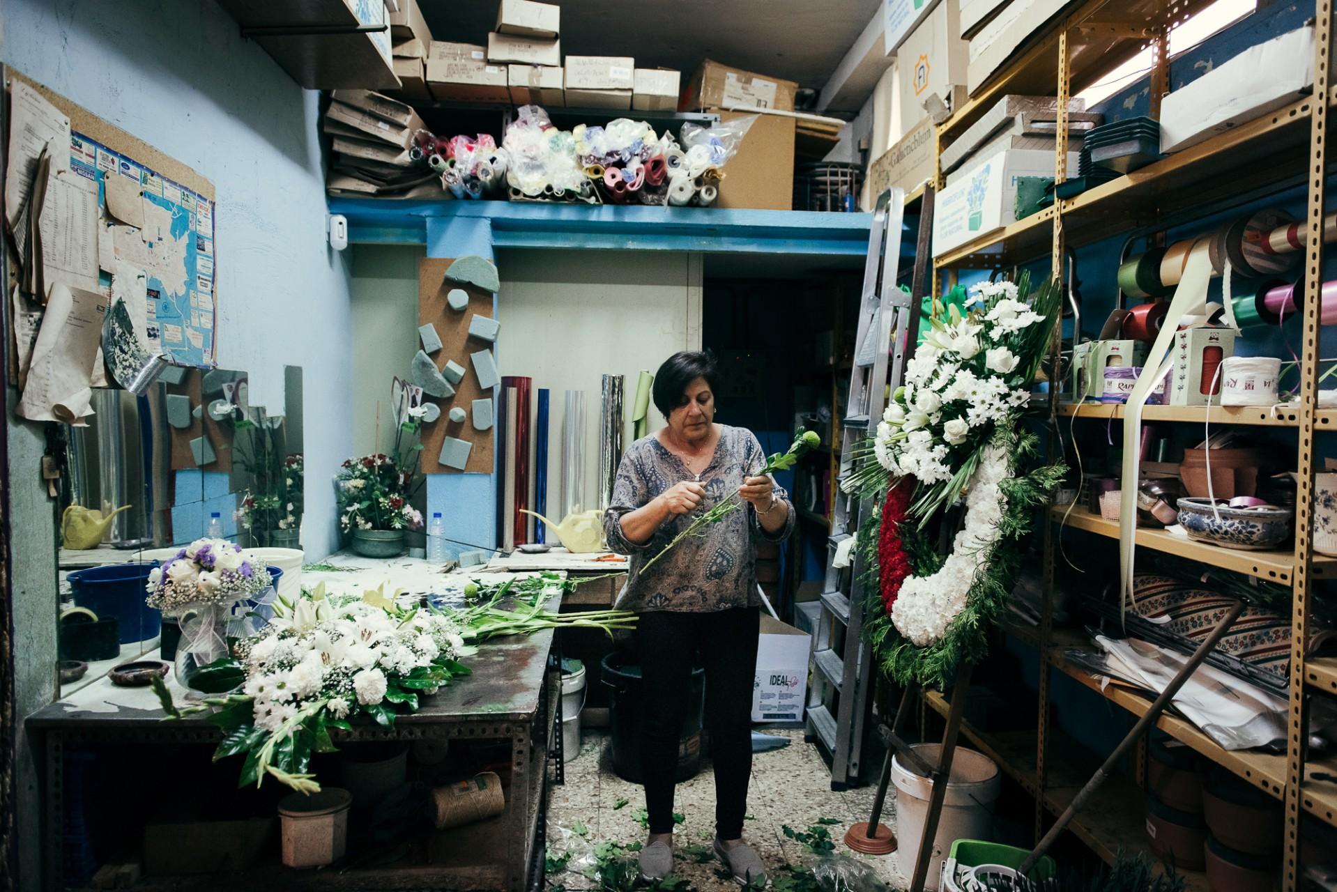 Ana Matos - sector funerario 2015-19